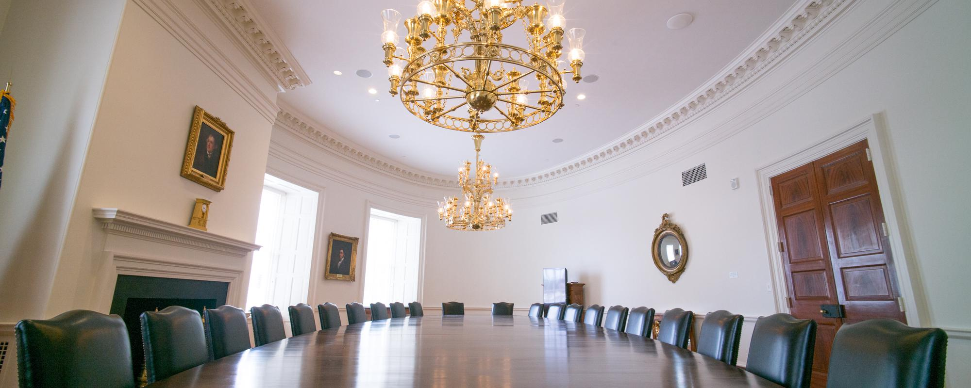 UVA Board Room